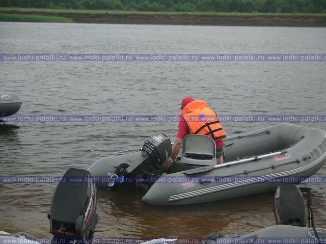 питерская лодка посейдон
